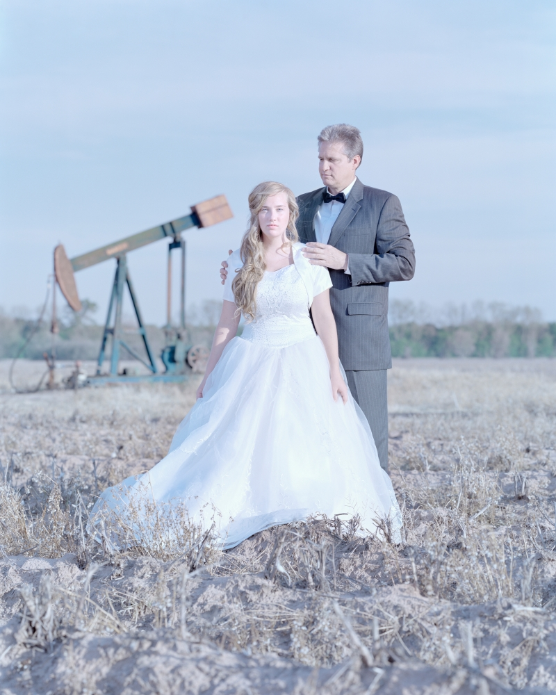 Rose and Randall Smoak, from the series