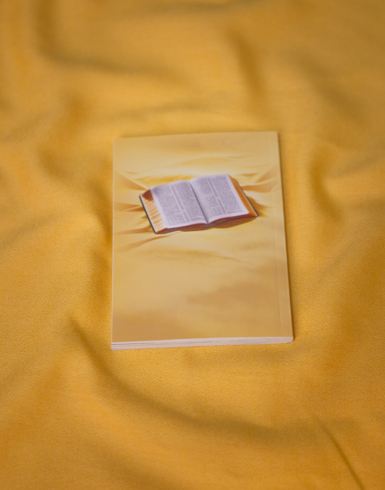 Bible, New York, 2012