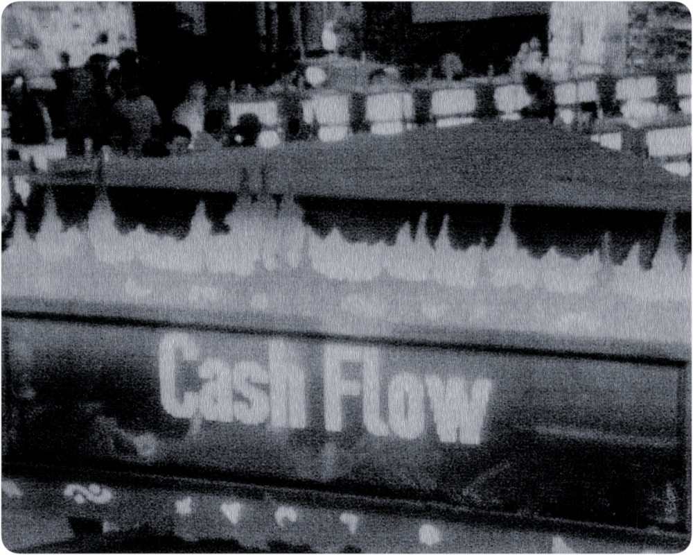 Cash Flow, Usa, 2013