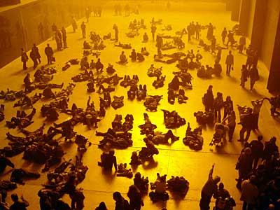 The Weather Project Olafur Eliasson Der Greif