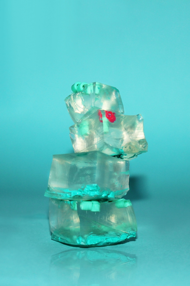 Jelly Cubes, Germany, 2014