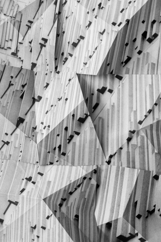 Pleats of Matter (Medical Sciences Building), Toronto, 2016