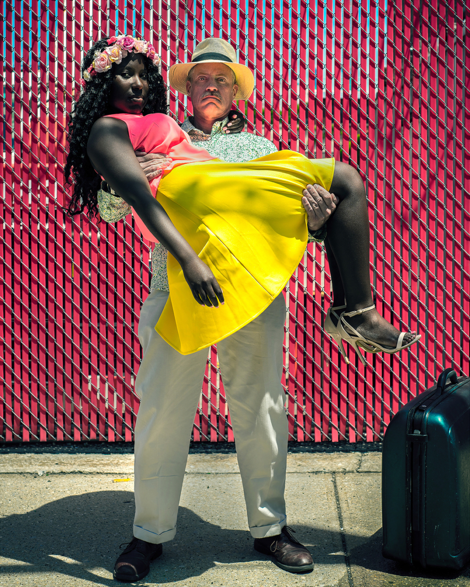 1 Couple #2, New York City, US, 2016