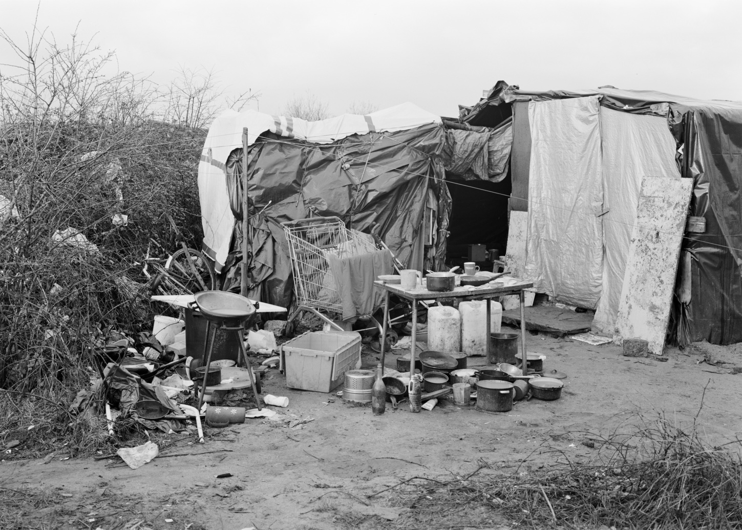 Calais Refugee Camp, FR , 2016