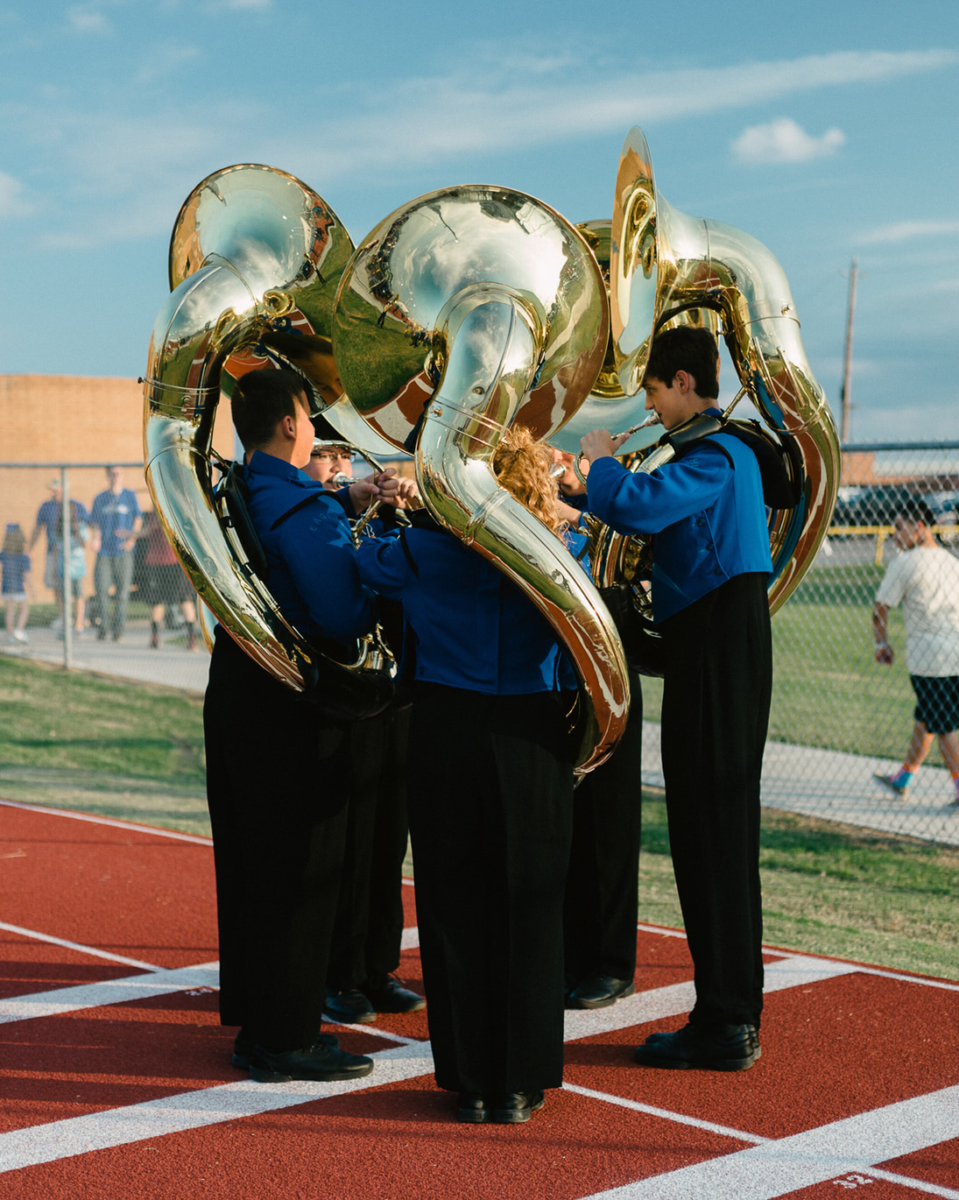 1 Sousaphone Circle, Texas, US 2013