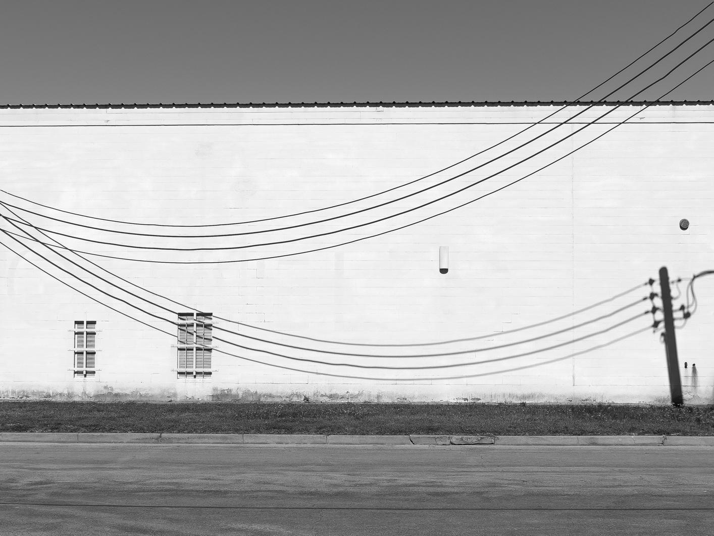 Wall Highway 45, Texas, USA, 2017