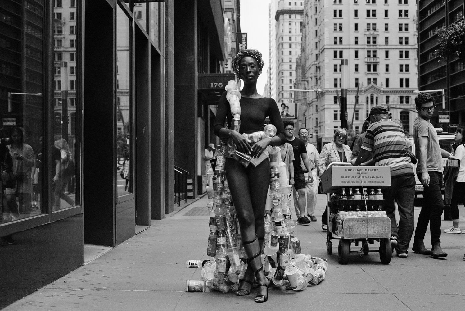 The Waste Dress, New York, USA, 2019