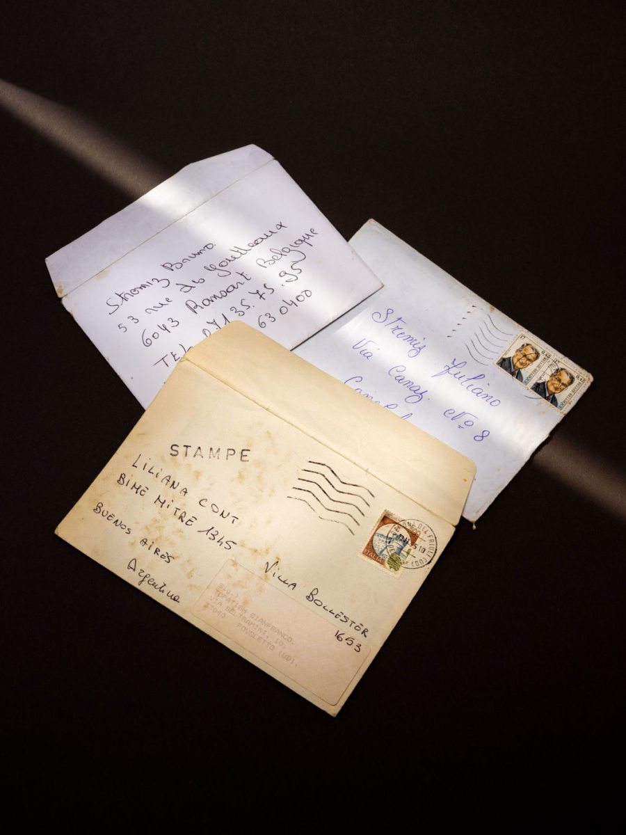1 - Letters from Argentina, Canebola, ITA